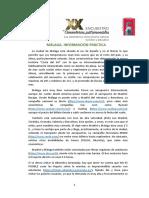 Anexo 1 Información práctica acerca de Málaga