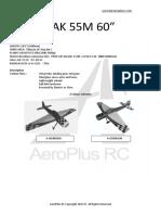 Yak 55m 70 Manual