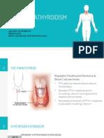 Roberts Week 7 Hyperparathyroidism