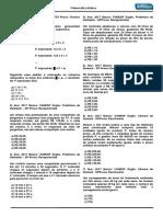 Aula 01 31.01 Matérias Suicidas Matemática Monitora. Ônula Alves