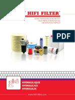 Lit Hy05h - Hidráulica HIFI FILTER