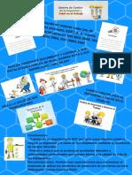 Poster Seguridad y Salud en El Trabajo