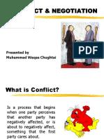 Confilit & Management