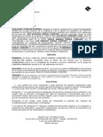 Derecho de Peticion Mintrabajo