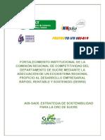 Estrategia de Sostenibilidad Para La CRC