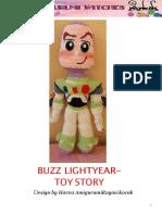 (Toy Story) Buzz Lightyear(Inglés)