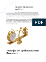 Apalancamiento Financier1