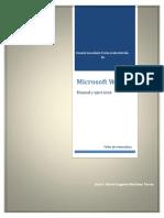 Manual Word_ Express