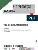 Leitura e Produção Textual 22