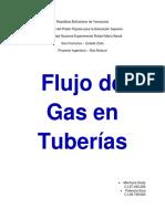 Flujo de Fluidos en Tuberias