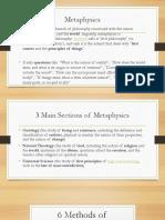 6 Methods of Philosophizing