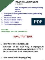 2 KualitasTelur & Proses Penetasan_05032015