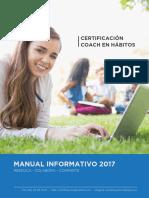 Brochure Certificación Hábitos 2017-2018
