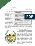Microsoft Word - La Provincia de San Luis Texto