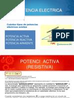 Potencia Activa ( Presistiva)