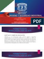 Higiene y Seguridad Industrial 1