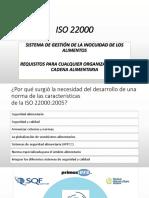 Implementacion y Auditoria de Iso 22000