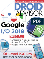 Android Advisor – Issue 62, 2019