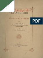 ABREU,Guilherme de Vasconcelos,1842-1907_Chand-Bibi _ a Sultana Branca de Amenagara