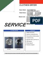 DV service manual