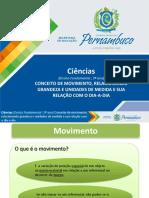 Aula1_Fisica da Secretaria de Educação de Pernambuco