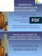 USO RACIONAL MEDICAMENTOS-04.2009.ppt