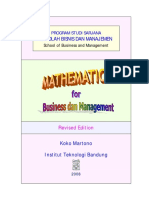 0. Math for Business & Management.pdf