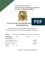 Proyecto de Auditoria -2019 - Peru