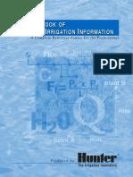 Irrigation Handbook