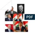 Fotos de Presidentes