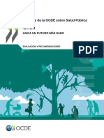 Revisión OCDE de Salud Pública Chile Evaluación y Recomendaciones