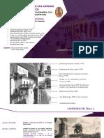 EL CENTRO HISTÓRICO ¿CONCEPTO O CRITERIO EN DESARROLLO? Felicia Chateloin- 4ta parte