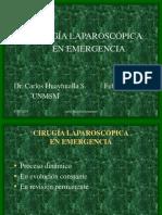 Laparoscopía en emergencia.ppt