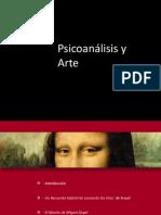 PSICOANÁLISIS Y ARTE