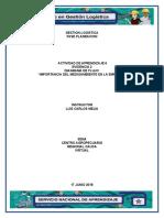 Evidencia 2 Diagrama de Flujo Importancia Del Medioambiente en La Empresa