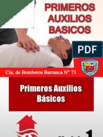 Primeros Auxilios Paolo