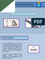 Diseño de Soldadura