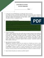 Estudo Dirigido Folha 19.06.19