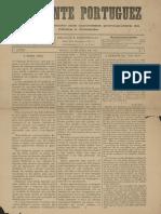 O Oriente Portuguez _ Semanario Dedicado Aos Interesses Portuguezes Da China e Oceania _ Adm. a. v. Da Silva