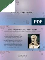 Ética Dos Epicuristas
