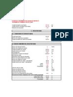 Diseño UASB + Secundario N