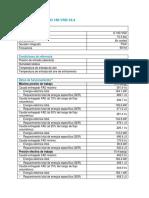 Datos Técnicos Compresor G160VSD
