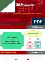 Semana 10 Psicología y enfermedades  cardiovasculares