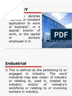 LEA 22 - Industrial Security Management
