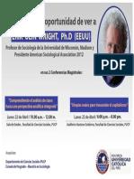 Afiche Erik Wright PDF
