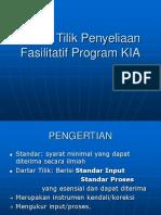 Daftar Tilik Penyeliaan Fasilitatif Program KIA.ppt
