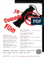 Youth Projects Poster
