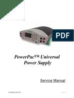 Universal PS Service Manual