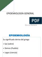 Epidemiología Introducción