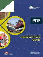 Boletin Comercio Exterior Agrario Ene16